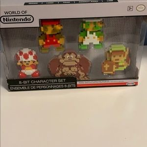 8-Bit Mario character set